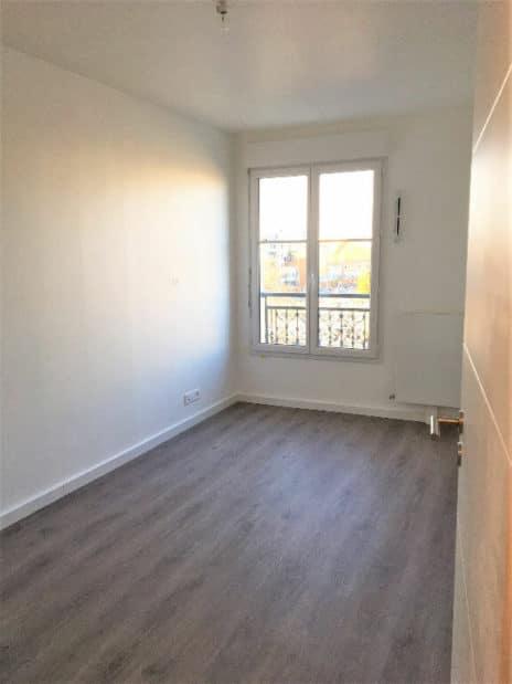 location immobiliere maisons alfort: 3 pièces, première chambre avec rangements