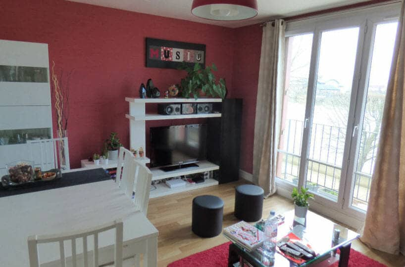agence immobiliere 94 - appartement 2 pièces, 39.38 m², cave, parking - annonce 2049 - photo Im01