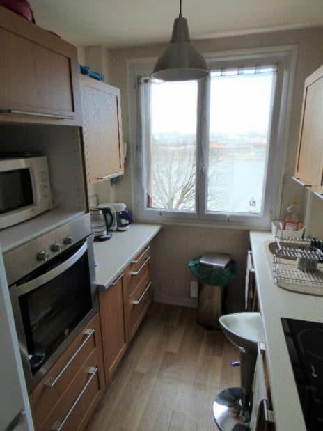 agence immo 94: appartement 2 pièces 39 m², cuisine indépendante aménagée et équipée