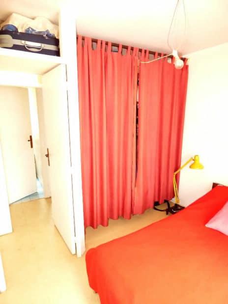 estimation de mon appartement: 2 pièces 47 m², chambre avec rangements donnant sur la rue