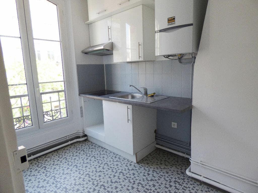 appartement à louer maisons alfort: maisons-alfort: 2 pièces, cuisine indépendante aménagée