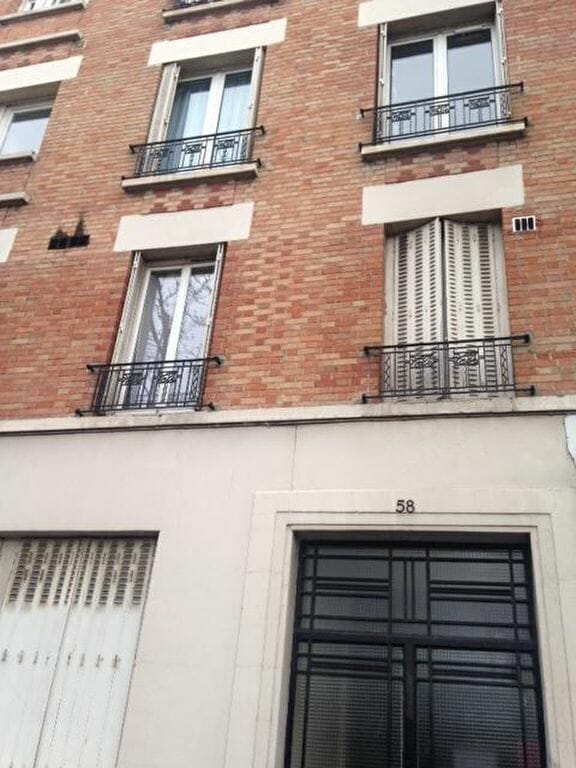 location appartement val de marne: 2 pièces 34 m², belle façade sur boulevard de la guyane