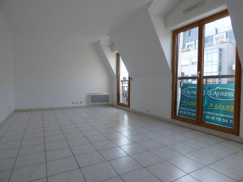 immobilier charenton: appartement 2 pièces 48 m², salon 18 m², cave, parking, proche métro liberté
