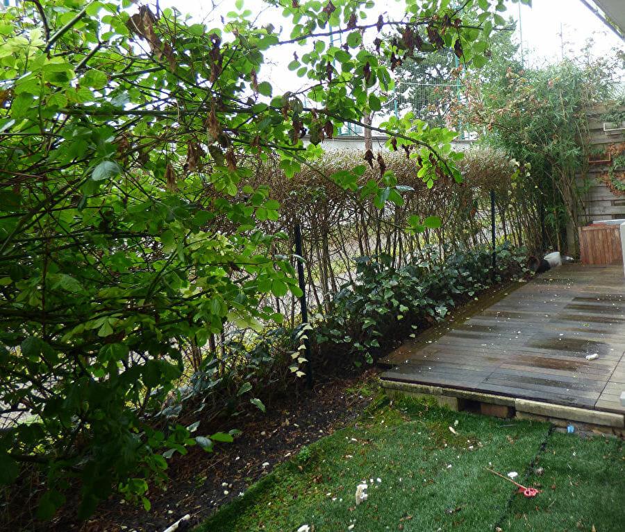 agence de location appartement: 2 pièces 44 m², terrasse / jardin au calme sans vis-à-vis