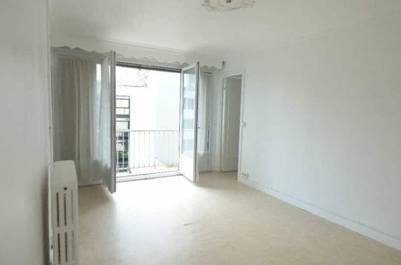 agence location immobiliere - appartement vitry sur seine 2 pièces de 39.07m² + balcon + cave + emplacement parking - annonce 2271 - photo Im03