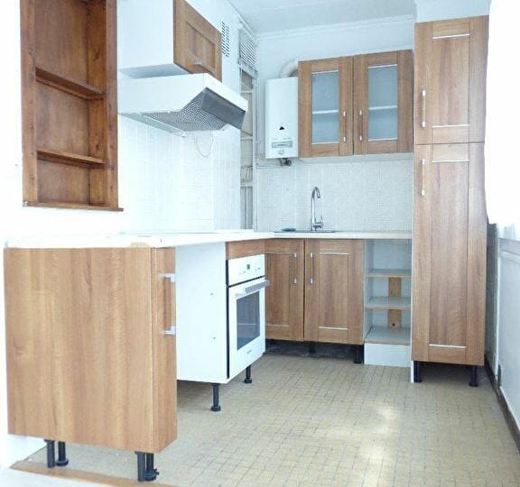 laforêt immobilier - appartement vitry sur seine 2 pièces de 39.07m² + balcon + cave + emplacement parking - annonce 2271 - photo Im05
