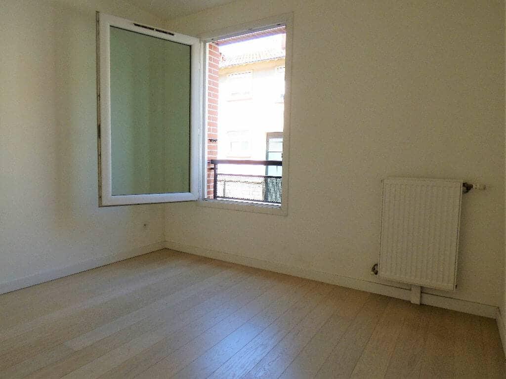 louer appartement alfortville: 3 pièces 61 m², première chambre agréable