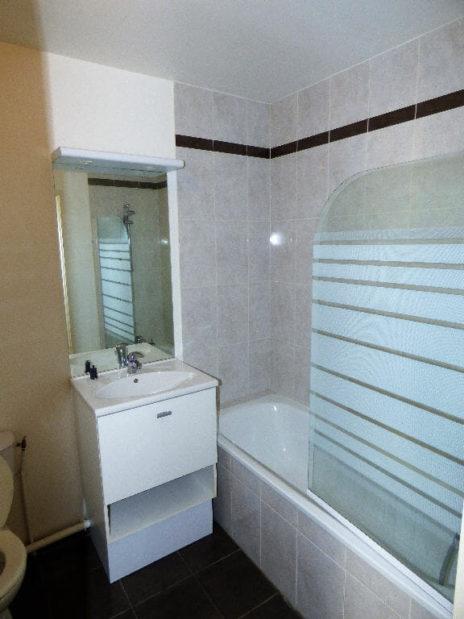 louer appartement à alfortville: 3 pièces 61 m², salle de bains avec meuble vasque / miroir et wc