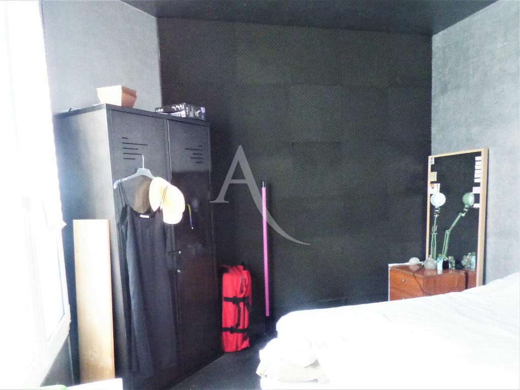 vente maison à maisons-alfort: 4 pièces 70 m², chambre à coucher moderne