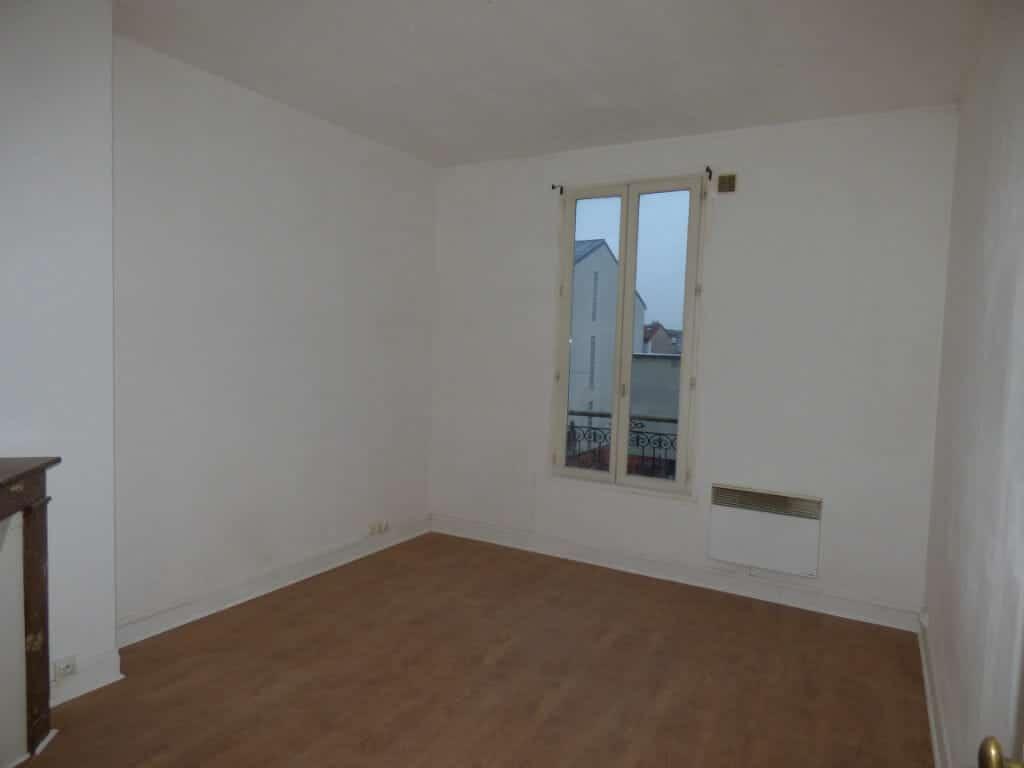 appartement alfortville location: 2 pièces 34 m², pièce à vivre lumineuse avec fenêtres double vitrages