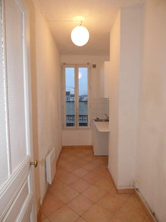 louer appartement alfortville: 2 pièces 34 m², cuisine indépendante