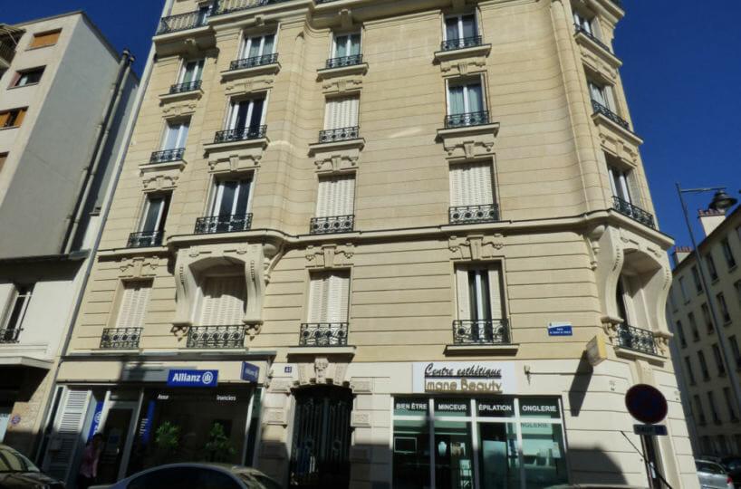 agence immobiliere maisons-alfort: appartement 3 pièces 51 m², immeuble 1913, proche rer d , métro et commerces