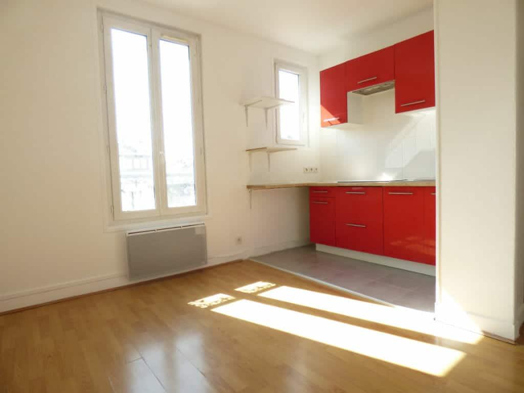 laforêt immobilier - appartement 2 pièces 25.98 m² - annonce 2405 - photo Im01 | agence valérie immobilier
