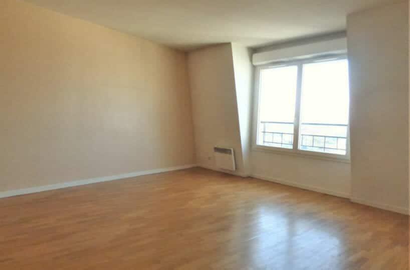 appartement maison alfort, 3 pièces 63 m², 6e étage avec ascenseur, vue magnifique