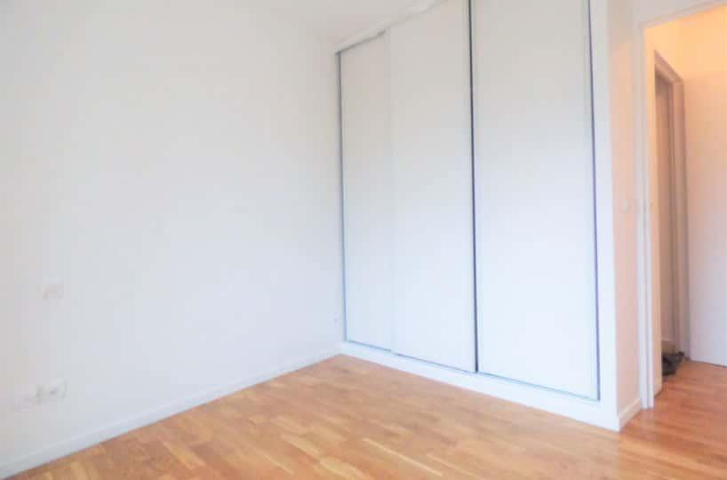 location appartement 94: appartement 3 pièces 63 m², 2° chambre à coucher, parquet au sol