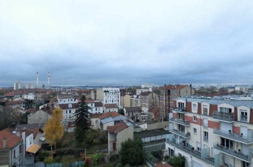 location appartement val de marne: 3 pièces 63 m², 6° étage/6, ascenseur, vue dégagée