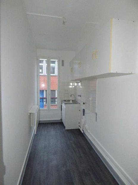 louer appartement alfortville: 2 pièces 34 m², cuisine indépendante avec rangements