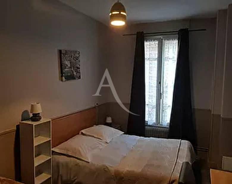 immobilier alfortville: immeuble entier à vendre 20 pièces 500 m², troisième chambre du f5