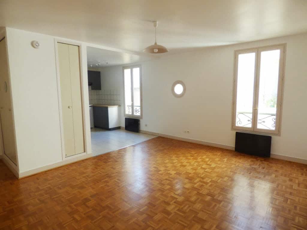 location appartement maisons alfort, aperçu pièce principale du studio 36 m²