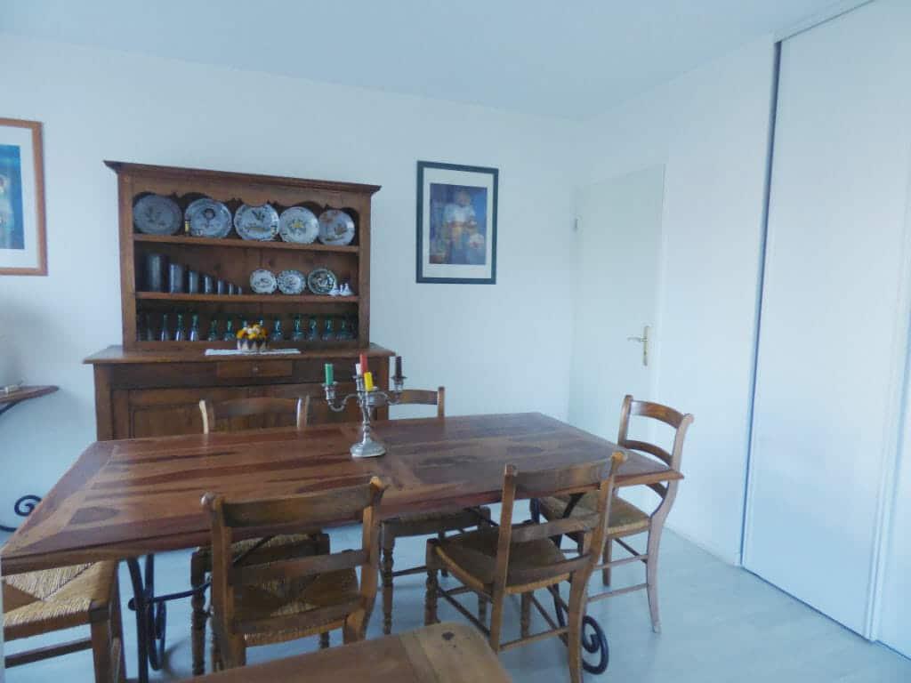 achat appartement maison alfort: 3 pièces 82 m², double séjour, salle à manger lumineuse