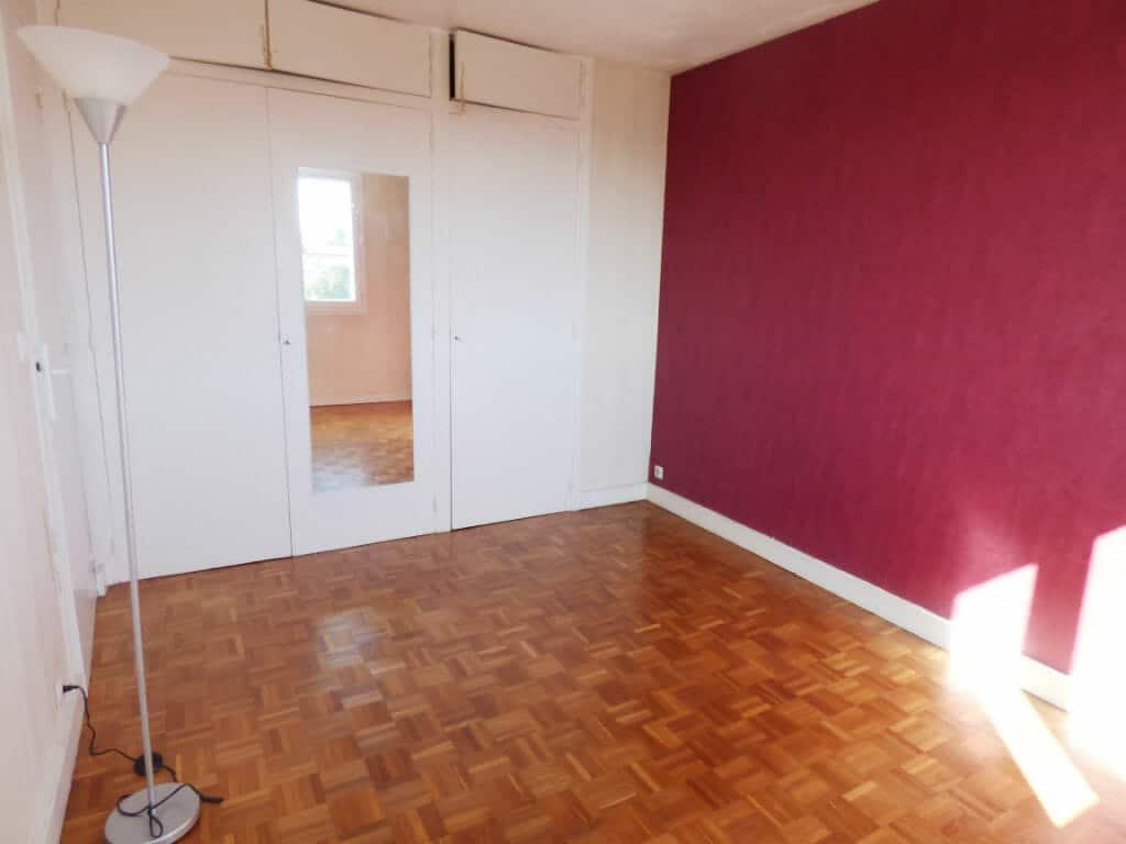 achat appartement maison alfort: 3 pièces 63 m², 1° chambre lumineuse, porte intérieur vitrée