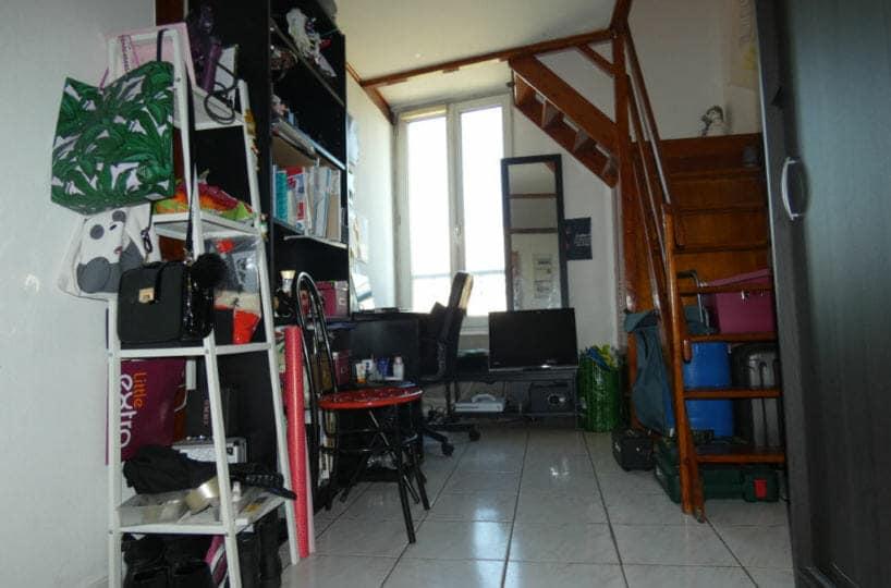 agence immobilière 94 - appartement arcueil 2 pièces 19.45 m² et 22.43m² au sol - annonce 2626 - photo Im01