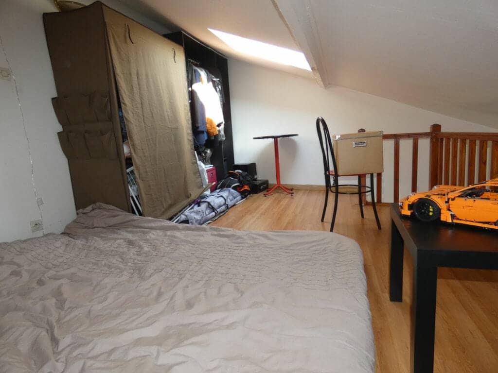 l'adresse valerie immobilier - appartement arcueil 2 pièces 19.45 m² et 22.43m² au sol - annonce 2626 - photo Im04