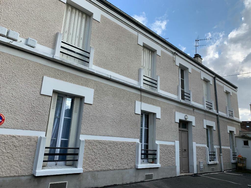 agence immobiliere maisons-alfort: vente appartement 2 pièces 40 m², cave - centre ville mairie - immeuble au grand calme