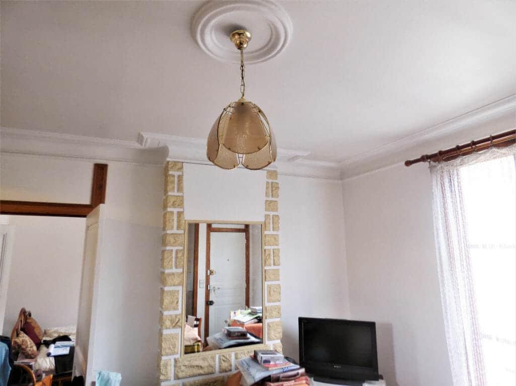 agence immo maisons-alfort: appartement 2 pièces 40 m², salon lumineux entièrement rénovée