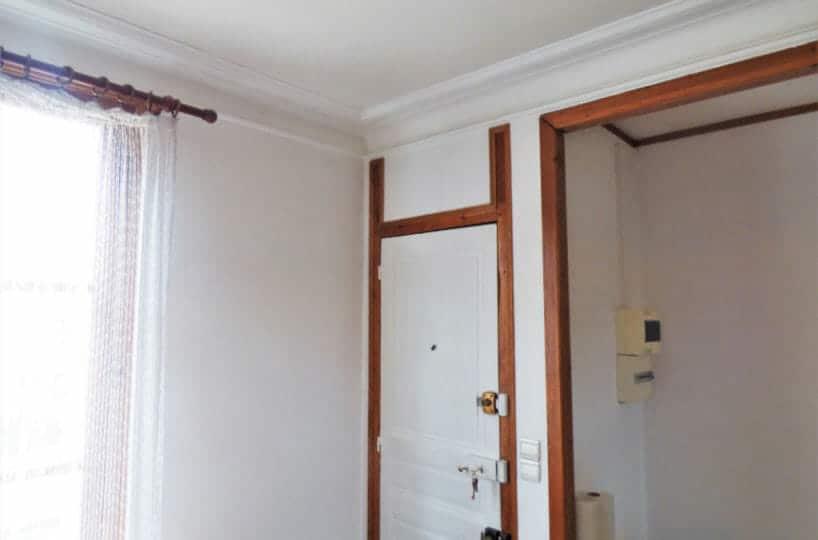 achat appartement maisons alfort: entièrement rénové 2 pièces 40 m², entrée donnant sur salon