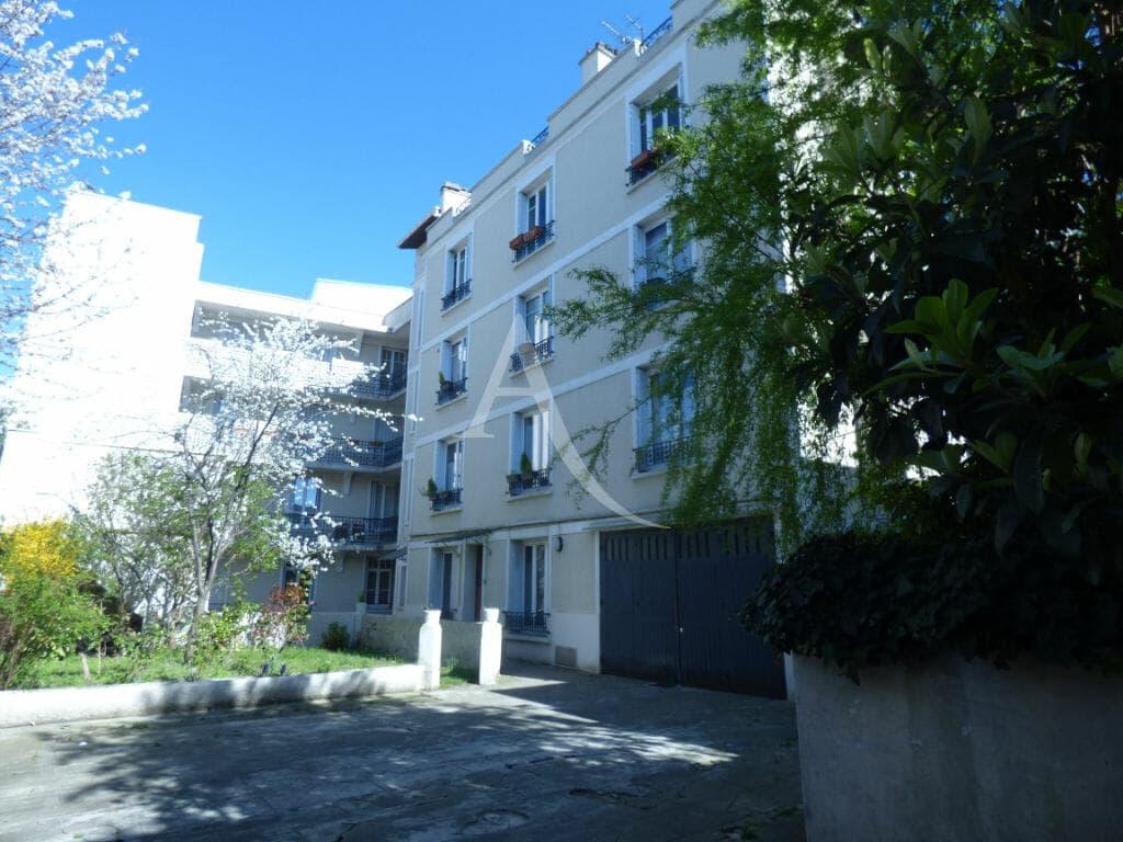 agence immo alfortville: vente 3 pièces 54 m², résidence avec jardin, quartier des fleurs, proche centre ville