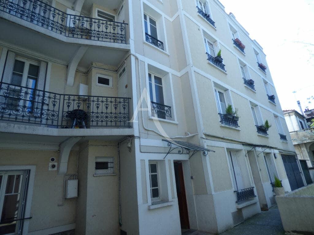 appartement a vendre alfortville: 3 pièces, résidence avec jardin, sans de vis-à-vis