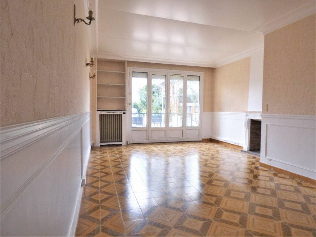 immo valerie: appartement 3 pièces 66 m², grand séjour avec balcon