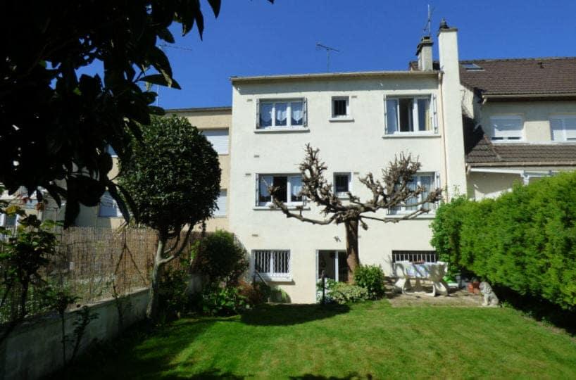 location appartement vitry-sur-seine: 3 pièces 66 m², garage, secteur pavillionnaire, proche toutes commodités