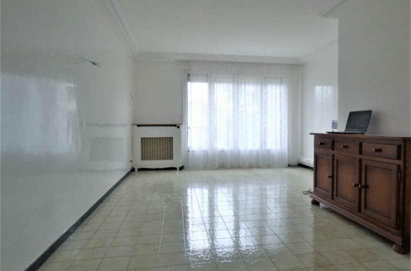appartement vitry sur seine: 3 pièces 66 m², salon avec un grand balcon