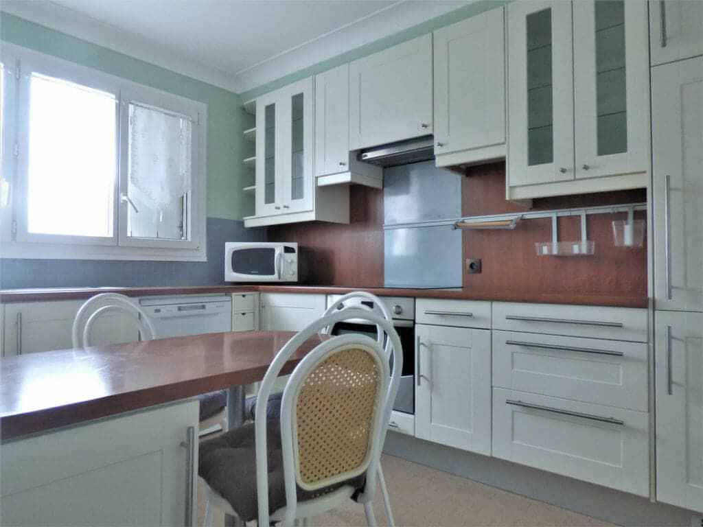 location vente appartement 94: 3 pièces 66 m², cuisine aménagée, vitry sur seine