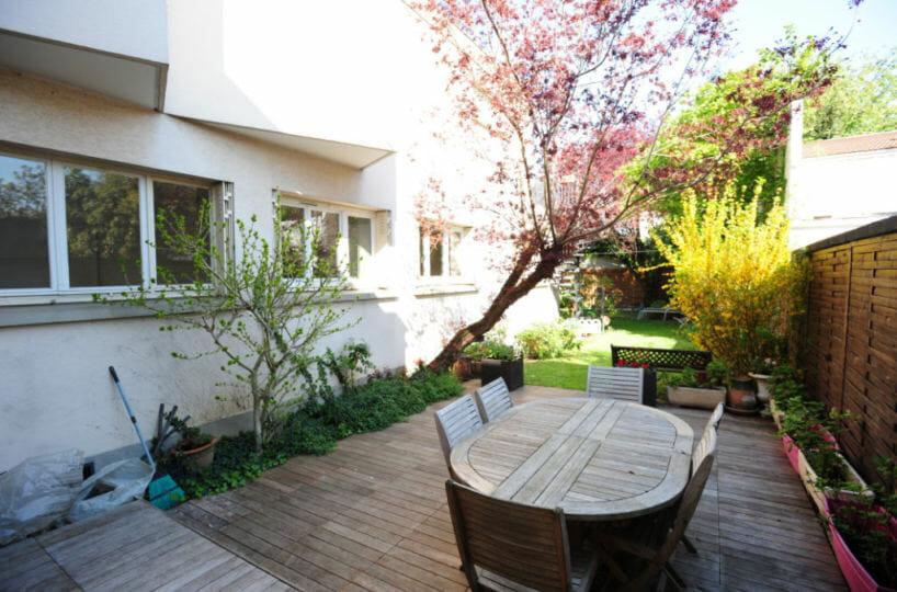immobilier 94: maison 8 pièces 218 m², terrasse et jardin 347 m²