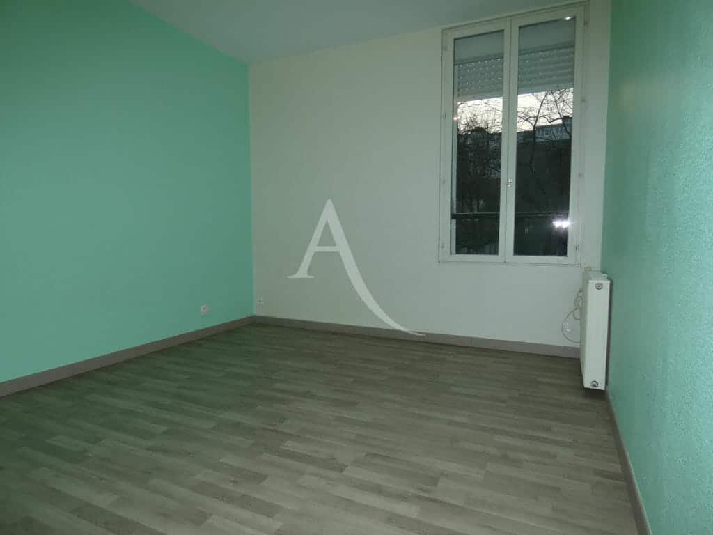 appartement a louer alfortville: 3 pièces 58 m², deuxième chambre avec accès jardin