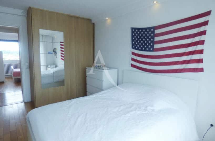 appartement a vendre maisons alfort: 3 pièces 53 m², chambre avec placard, luminaire encastré