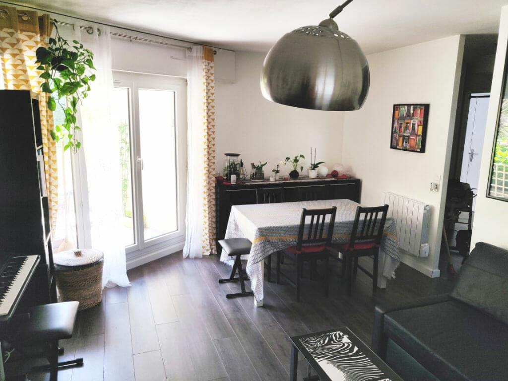 projet immobilier maisons alfort: vente appartement 2 pièces 49 m² avec terrasse et cave, secteur centre ville