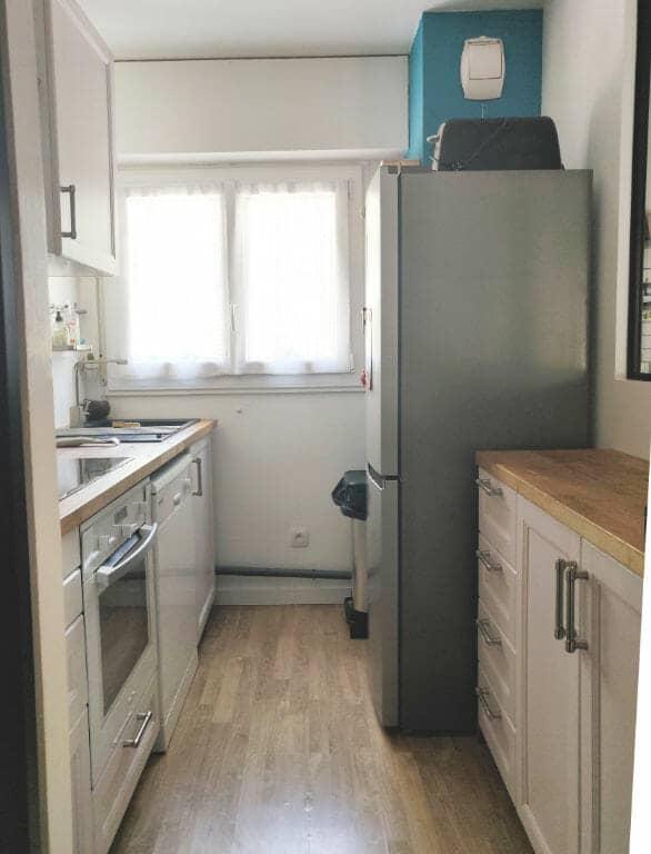 agence immo maisons-alfort: appartement 2 pièces 49 m², cuisine indépendante aménagée et équipée