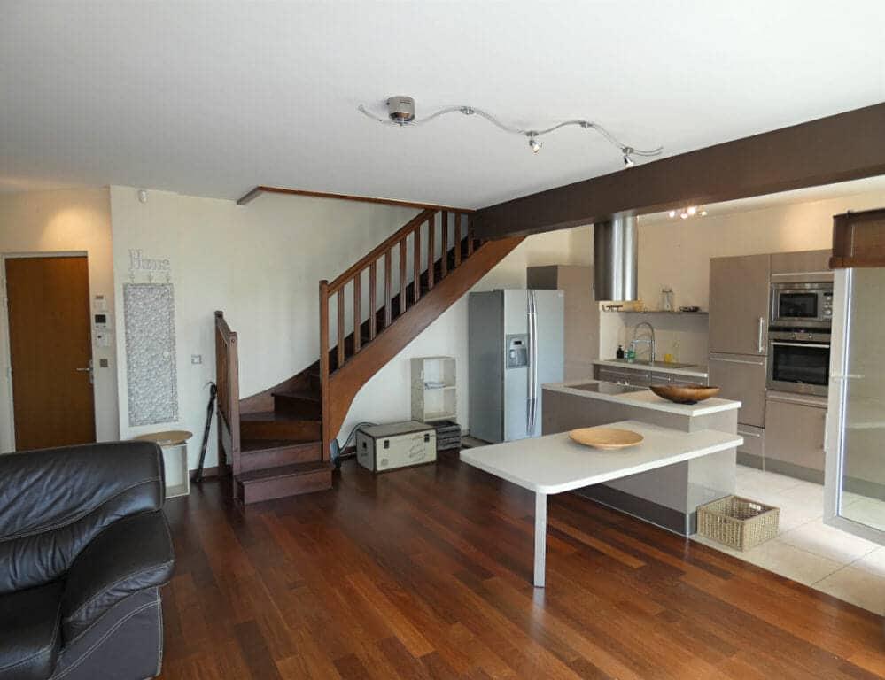 agence immobiliere 94 - appartement 5 pièces 121m², balcons, parking - annonce 2793 - photo Im01