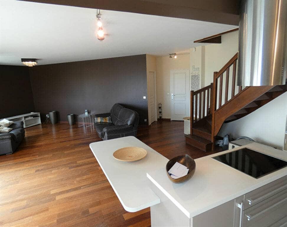 liste agence immobilière 94 - appartement 5 pièces 121m², balcons, parking - annonce 2793 - photo Im02