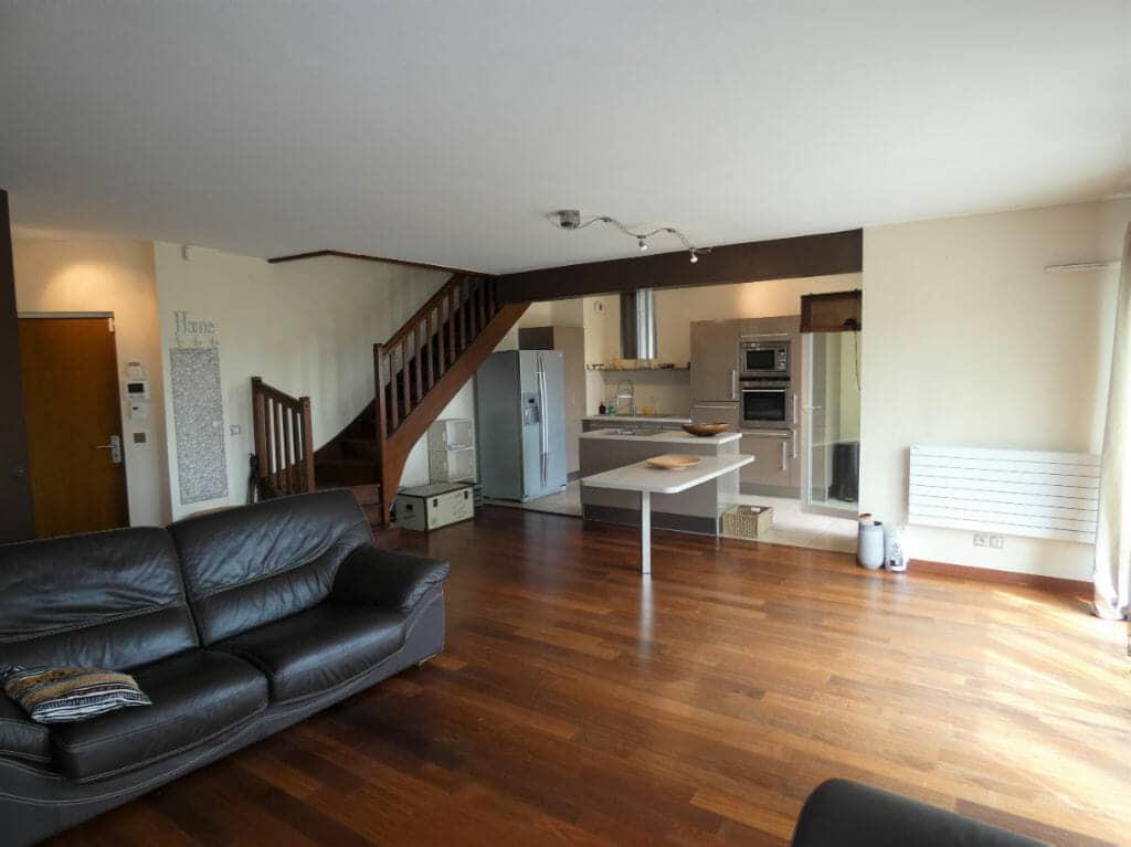 louer appartement à alfortville - 5 pièces 121m², balcons, parking - annonce 2793 - photo Im04