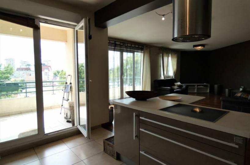 immobilier alfortville - appartement 5 pièces 121m², balcons, parking - annonce 2793 - photo Im07