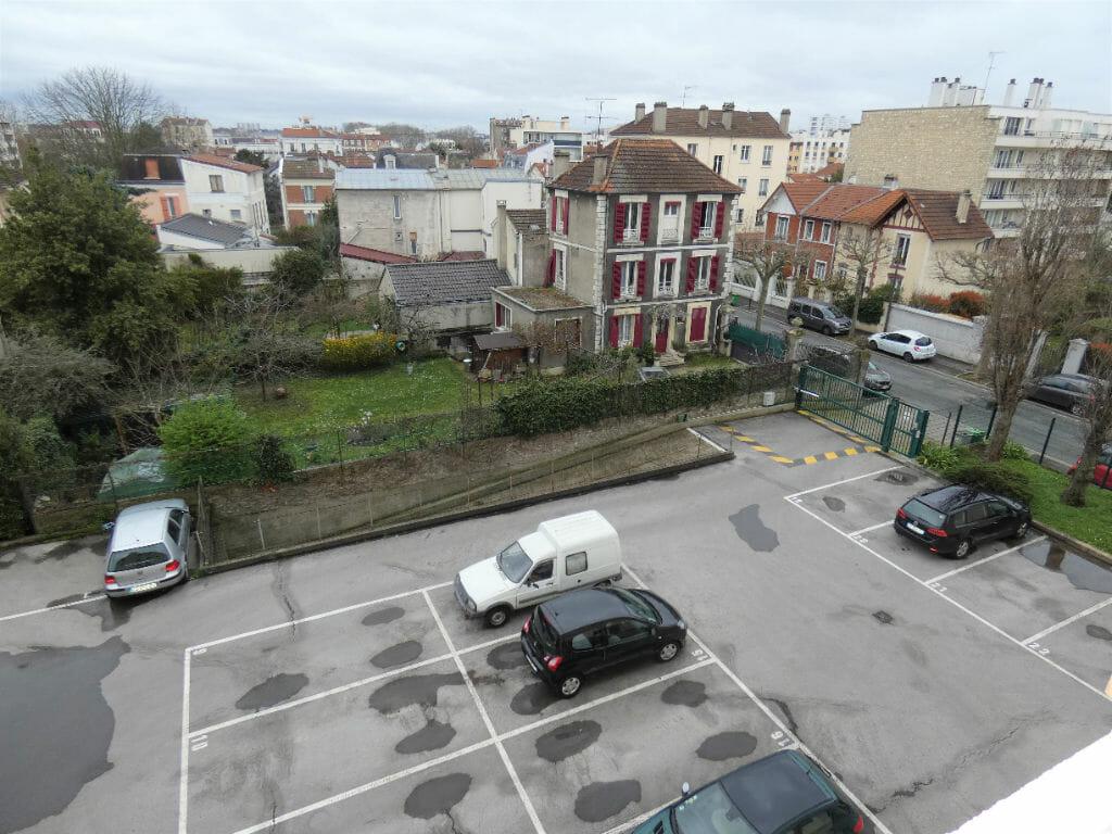 appartement alfortville: 3 pièces 56 m² à vendre , vue dégagé au 3° étage (avec ascenseur)