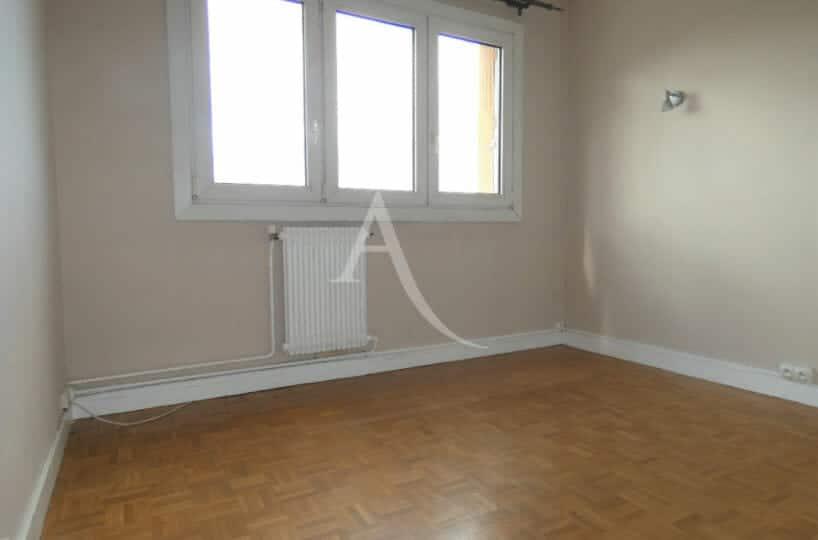 achat appartement alfortville: 3 pièces 56 m², deuxième chambre lumineuse, grande fenêtre double vitrage
