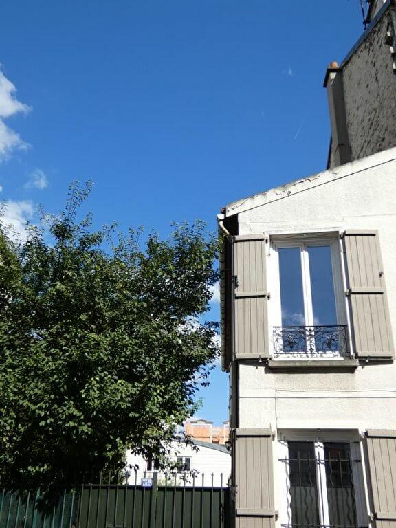 agence location immobiliere - maison 3 pièces 41 m² - aperçu façade coté rue