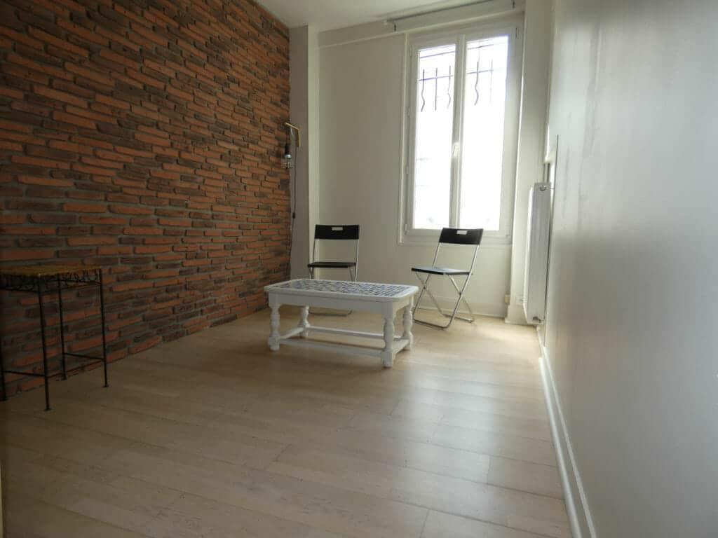 agence immobilière 94 - maison 3 pièces 41 m² - aperçu du séjour
