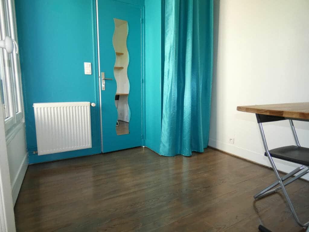 maison alfortville, 3 pièces 41 m² à louer, vue bureau / possible seconde chambre